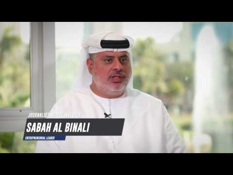 MENA: Sabah Al-Binali shares...What resources are needed to back startups