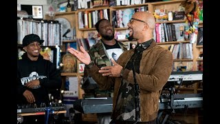 August Greene (Common, Robert Glasper, Karriem Riggins): NPR...