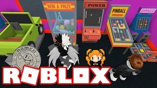 MAKING MY OWN ROBLOX ARCADE!! | KID FRIENDLY GIRL GAMING CHANNEL