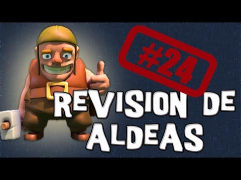 Ayuntamiento 8   Revisión de Aldeas #24   Descubriendo Clash of Clans