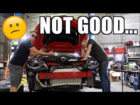 Will My Car Make It?? Camaro ZL1 Twin Turbo Build - Part 3