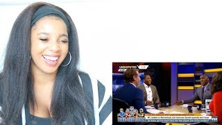 SHANNON SHARPE & RĄY LEWIS UNDISPUTED FUNNY COMPILATION   Reaction