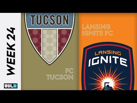 FC Tucson vs. Lansing Ignite FC: September 6th, 2019