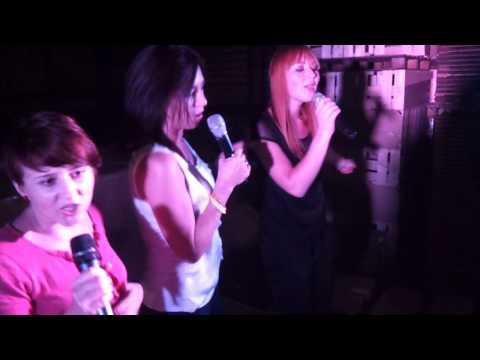Disco-Karaoke Show Mantel Holland Venhuizen 17-08-2012