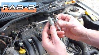 Comment remplacer bobines et bougies sur Mégane 1.6 16V
