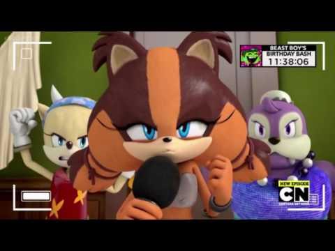 Sonic Boom Season 2 Memories: Episodes 1-5