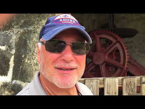 73 Statements with My Dad in Antigua