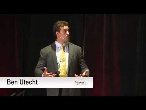 Ben Utecht, 2015 Midwest Speakers Bureau Showcase
