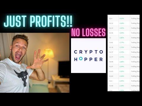 Cryptohopper BOT setup for profits.Full step by step setup