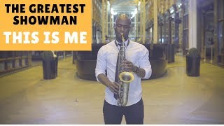 """Download Lagu This is me - Keala Settle """"The Greatest Showman"""" (Sax & Piano Cover OB) Mp3"""