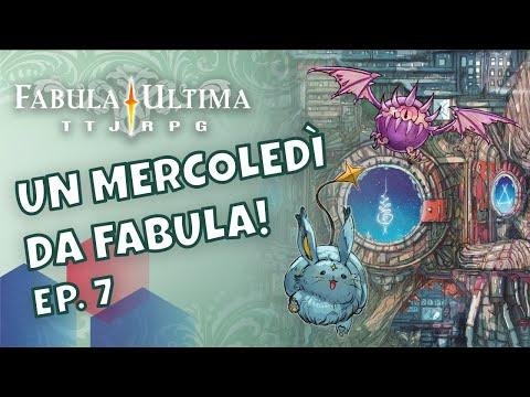 UN MERCOLEDI' DA FABULA - 07 - I tropes dei JRPG pt.3