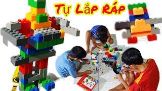 Review Bộ Đồ C.hơi Lego Mua Ở Shop TonyToy