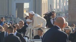 El papa pide diálogo y el fin de las manifestaciones violentas en Chile