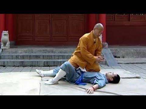 Shaolin kung fu combat: acupressure (dian xue)