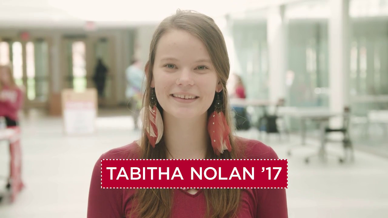 Your Giving Matters: Tabitha Nolan '17