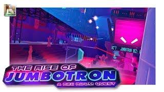 Rec Room Live VR action