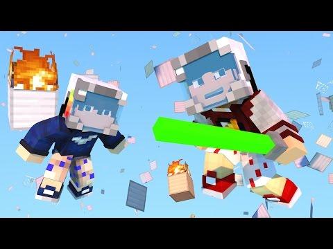 Minecraft Mods: ESCADONA - STAR WARS SOU UM JEDI ‹ AM3NIC ›
