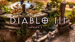 Diablo 3: How to make an Amazing Diorama? (Skulptamold Tutorial) Part 2