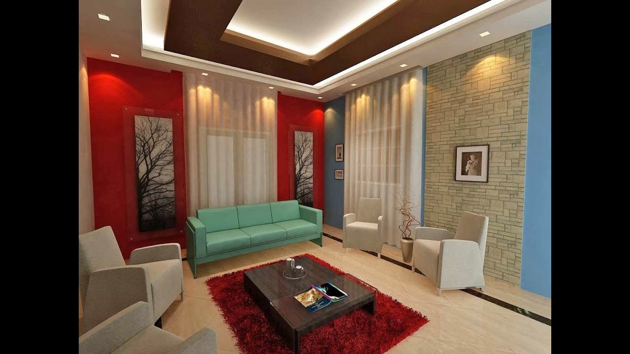 Unique False Ceiling Types Designs For Hall