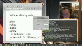 simple File Sharing on Linux (Mint 17.1, Xubuntu 14.04/15.04, Lubuntu 14.04/15.04)