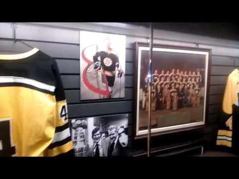 TD GARDEN SPORTS MUSEUM