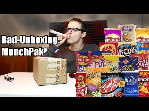 Bad Unboxing - MunchPak (Feat. 420 idubbbz)