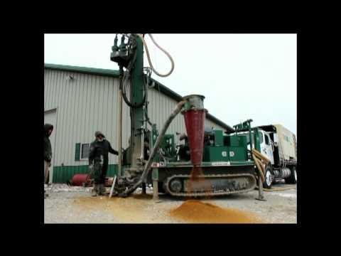 Mobile Drill B37 GT Drill Rig