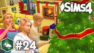 Dekorieren für das Winterfest ❄️ | Let's Play Die Sims 4 Jahreszeiten #24