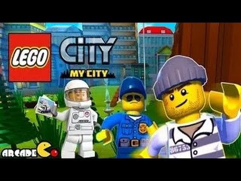 LEGO City - My City - Lego Mini Games - YouTube
