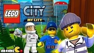 LEGO City - My City - Lego Mini Games