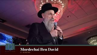 Baixar ATIME Shas-a-Thon 5779 Kumzitz - Mordechai Ben David tells a story about the Ribnitzer Rebbe
