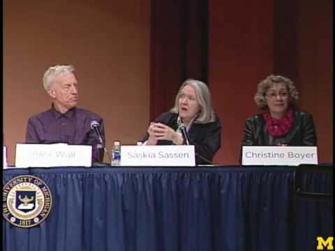 University of Michigan Taubman College Future of Urbanism New Publics / New Public Spaces Panel