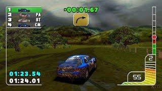 Colin McRae Rally PS1 Gameplay HD (ePSXe)