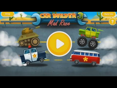 car builder 3 mad rush car games for children to play now android apps on google play
