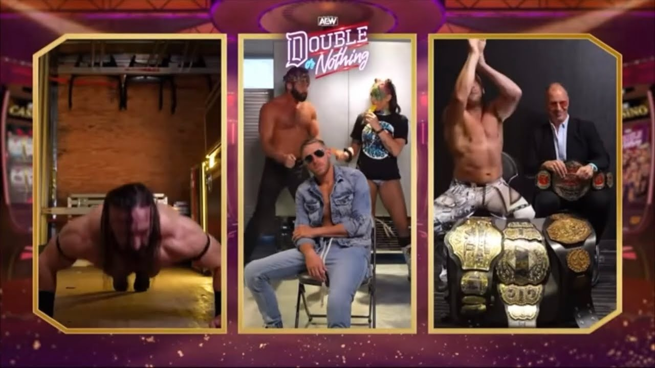 """""""Double or Nothing 2021"""" - Being The Elite Ep. 258"""