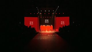 GLOBALink | Old meets new at Shanghai Fashion Week