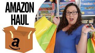 Homeschool Haul: Amazon | June 2020