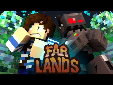 Two Super Charged Creepers! - Minecraft Far Lands (Ep.31)