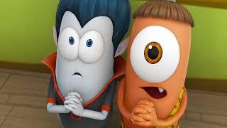 Spookiz Фрэнки любит конфеты Мультфильмы для детей WildBrain