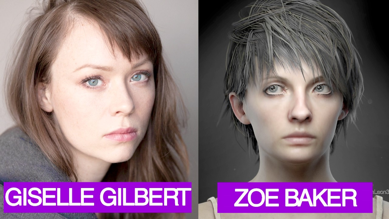 Resident Evil 7 Voice Actors And Characters 1080phd Youtube
