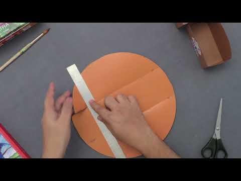 Paper Napkin Holder   Kriti Educational Videos class-1