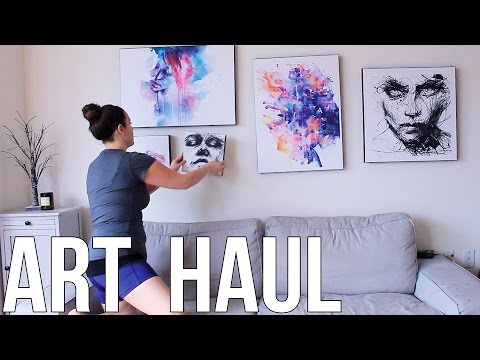 Art Haul: My agnes cecile Print Collection! | Ellko