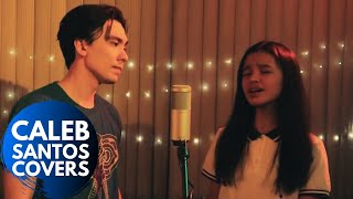 Almost Is Never Enough (Caleb Santos and Zephanie Dimaranan A Cappella cover)