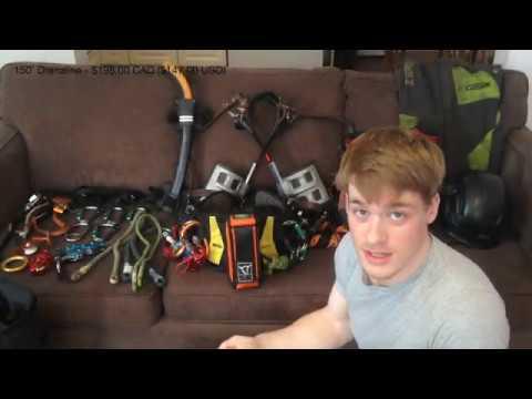 Arborist Climbing Equipment: Cost Breakdown