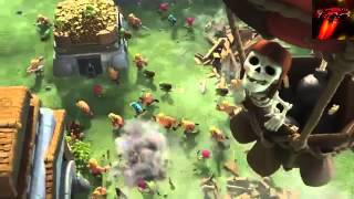 Clash of Clans: The latest fighting (Official 2015)