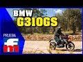 BMW G 310 GS | Prueba en carretera y campo