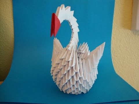 How to make a swan out of paper? – Origami | 360x480