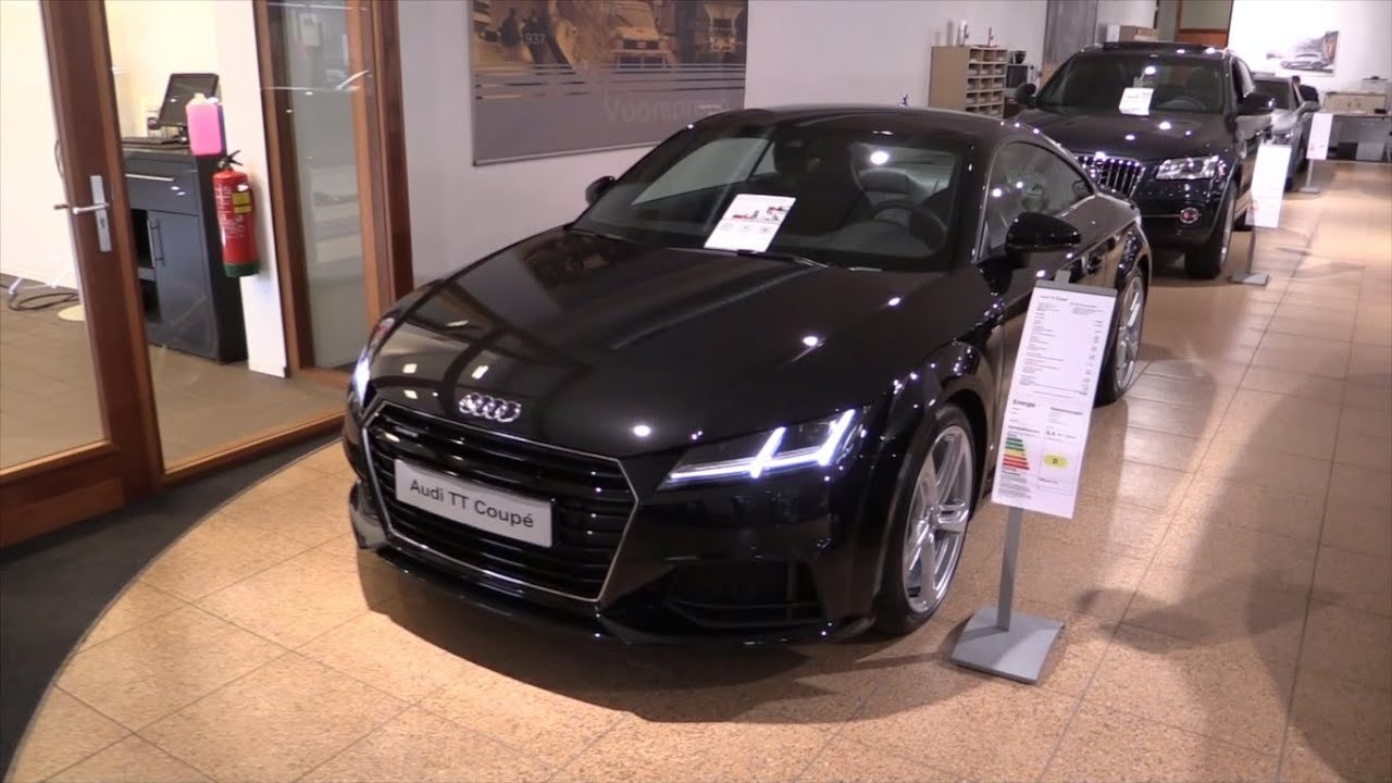 audi tt s line 2015 in depth review interior exterior youtube. Black Bedroom Furniture Sets. Home Design Ideas