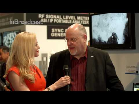 Leader Electronics Europe Corp. - InBroadcast Insight Interview - NAB 2016