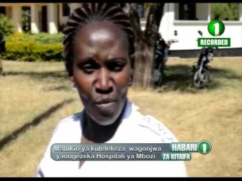 Full News Bulletin From TV1 Tanzania - Part 1, 22 June 2016